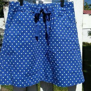 J.Crew A line skirt